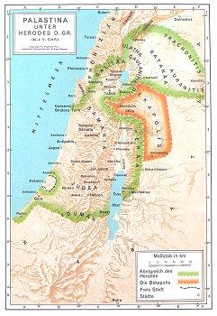 Nahost Karte.Der Nahost Konflikt In Karten