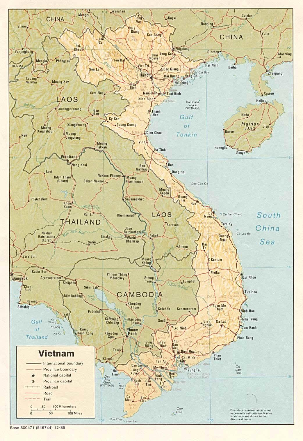 Vietnamkrieg Karte.Karten Zum Vietnamkrieg